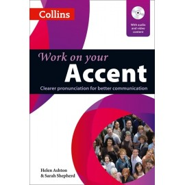 Work on your Accent + DVD-ROM