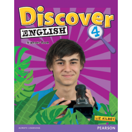 Discover English 4 Student's Book CZ