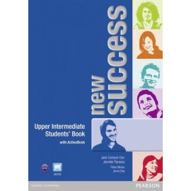 New Success Upper-Intermediate Student's Book + Active Book DVD-ROM