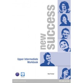 New Success Upper-Intermediate Workbook + Audio CD