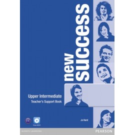 New Success Upper-Intermediate Teacher's Book + DVD-ROM