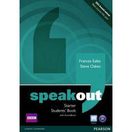 Speakout Starter Student's Book + Active Book DVD-ROM