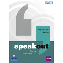 Speakout Starter Workbook with Key + Audio CD