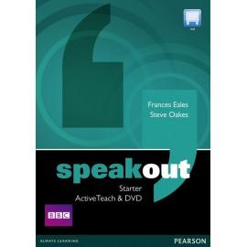 Speakout Starter Active Teach (Interactive Whiteboard Software)
