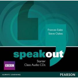Speakout Starter Class Audio CDs