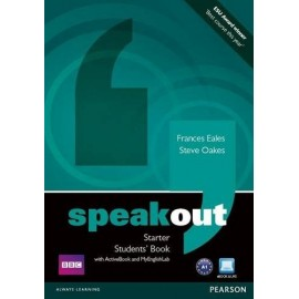 Speakout Starter Student's Book + Active Book DVD-ROM + Access to MyEnglishLab