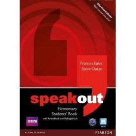 Speakout Elementary Student's Book + Active Book DVD-ROM + Access to MyEnglishLab