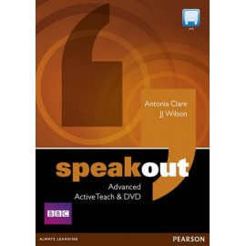 Speakout Advanced Active Teach (Interactive Whiteboard Software)