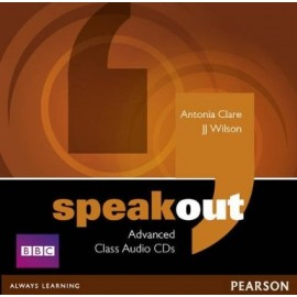 Speakout Advanced Class Audio CDs