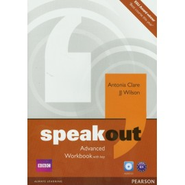 Speakout Advanced Workbook with Key + Audio CD