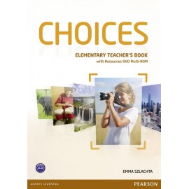 Choices Elementary Teacher's Book + MultiROM