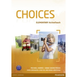 Choices Elementary Active Teach (Interactive Whiteboard Software)