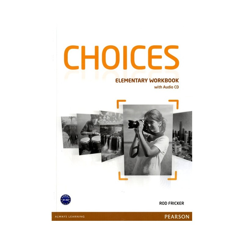 Choices Russian Edition. Elementary. Workbook Решебник