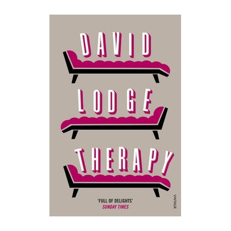 a literary analysis of therapy by david lodge Ceridwen dovey on how bibliotherapists ella berthoud and susan elderkin prescribe fiction for healing and self-exploration.
