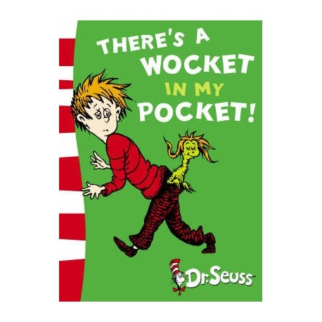 There's a Wocket in My Pocket HarperCollins 9780007169955