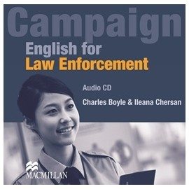 English for Law Enforcement Class CD