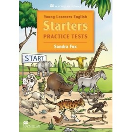 Young Learners English Practice Tests Starters Student's Book + CD
