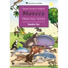 Young Learners English Practice Tests Movers Student's Book + CD