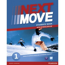 Next Move 1 Student's Book + Access to MyEnglishLab