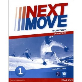 Next Move 1 Workbook + MP3 Audio CD