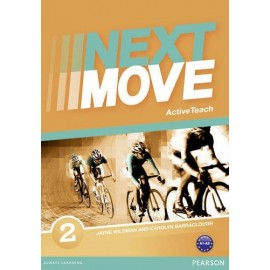 Next Move 2 Active Teach (Interactive Whiteboard Software)