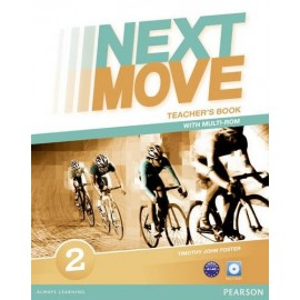 Next Move 2 Teacher's Book + MultiROM