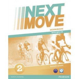 Next Move 2 Workbook + MP3 Audio CD