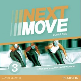 Next Move 3 Class Audio CDs