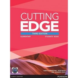 Cutting Edge Third Edition Elementary Student's Book + DVD-ROM