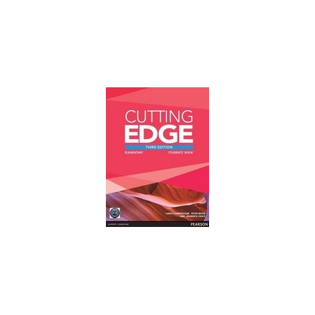 Cutting Edge Third Edition Elementary Teacher's Book + Resource CD-ROM Pearson 9781447936862