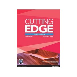 Cutting Edge Third Edition Elementary Teacher's Book + Resource CD-ROM