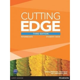 Cutting Edge Third Edition Intermediate Student's Book + DVD-ROM