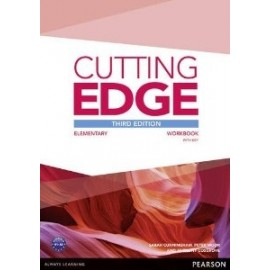 Cutting Edge Third Edition Elementary Workbook with Key