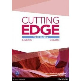 Cutting Edge Third Edition Elementary Workbook without Key