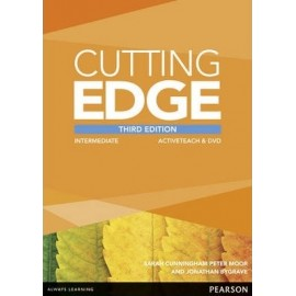 Cutting Edge Third Edition Intermediate Active Teach (Interactive Whiteboard Software)
