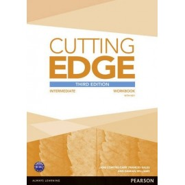 Cutting Edge Third Edition Intermediate Workbook with Key