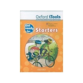 Get Ready for Starters iTools DVD-ROM