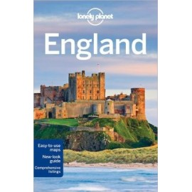 Lonely Planet: England (2013)