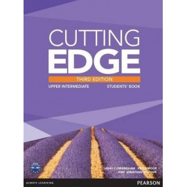 Cutting Edge Third Edition Upper-Intermediate Student's Book + DVD-ROM