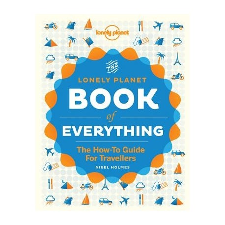 The Book of Everything Lonely Planet Publications 9781742209630