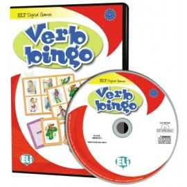 Verb Bingo - Game Box + CD-ROM