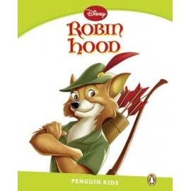 Penguin Kids Level 4: Robin Hood