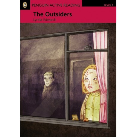 The Outsiders + CD-ROM Pearson 9781408264058