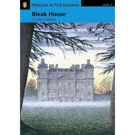 Bleak House + CD-ROM Pearson 9781408231180