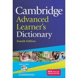 Cambridge Advanced Learner's Dictionary Fourth Edition + CD-ROM