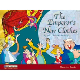 Theatrical Reader Level 1: The Emperor's New Clothes + CD