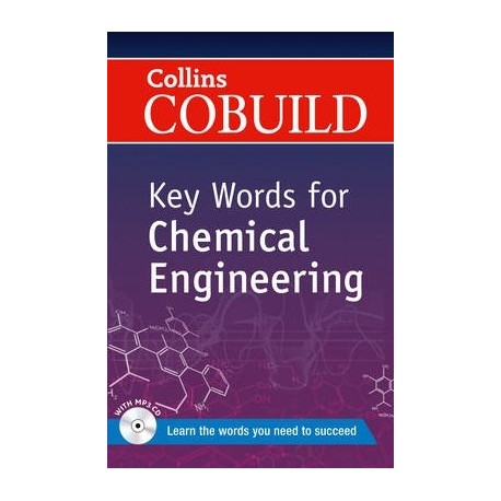 Key Words for Chemical Engineering + MP3 Audio CD Collins 9780007489770