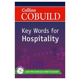 Key Words for Hospitality + MP3 Audio CD