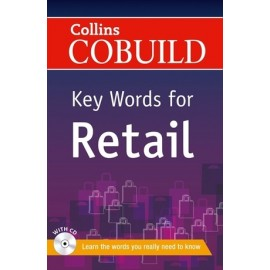 Key Words for Retail + MP3 Audio CD