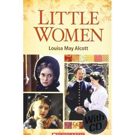 Scholastic Readers: Little Women + CD Scholastic 9781905775958